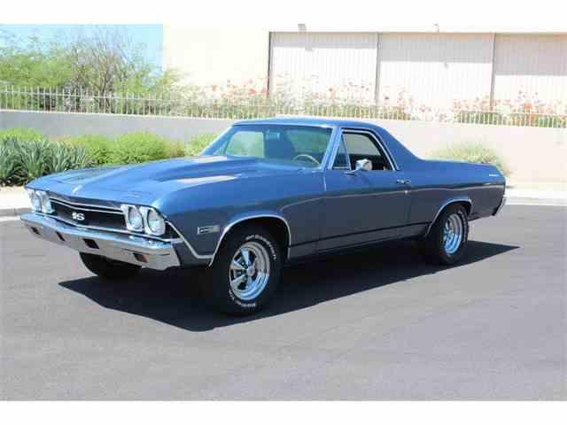 1968 Chevrolet El Camino | 1016062