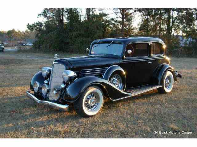 1934 Buick Series 50 | 1016067