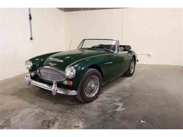 1967 Austin-Healey 3000 Mark III BJ8 | 1016085