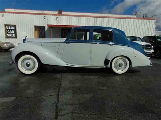 1954 Bentley R Type | 1016088