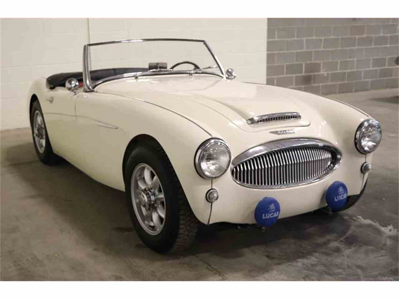 1962 Austin-Healey 3000 for Sale - CC-1016089