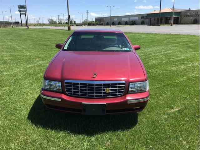 1998 Cadillac 4-Dr Sedan | 1016090