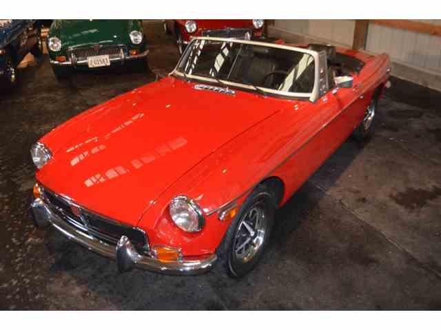 1974 MG MGB | 1016094