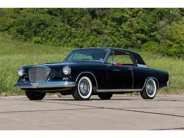 1962 Studebaker Gran Turismo | 1016096