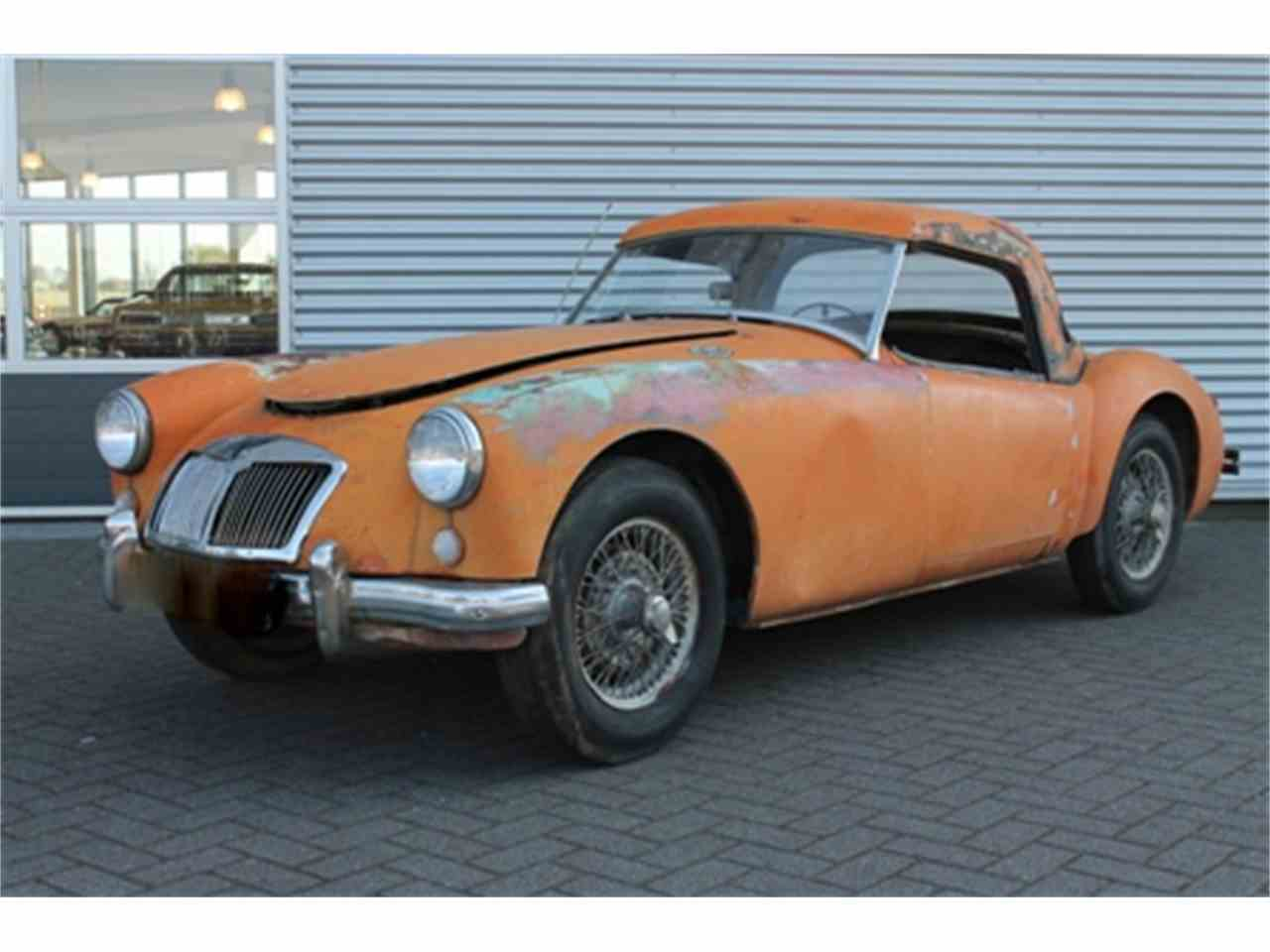 Large Picture of '57 MGA - LS1H