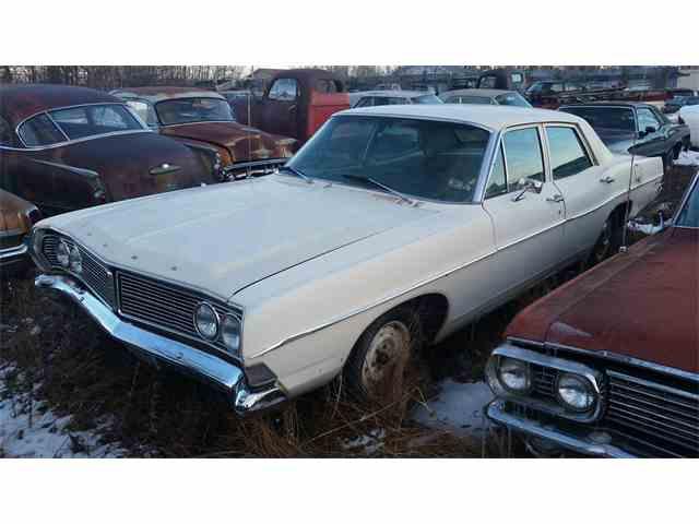 1968 Ford Custom 500 | 1016121