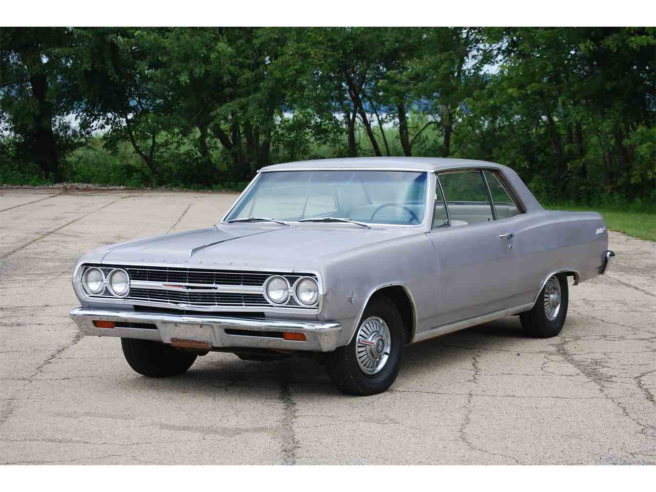 1965 Chevrolet Malibu for Sale on ClassicCars.com