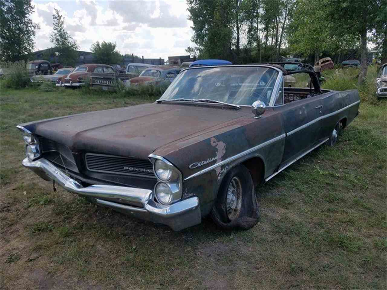 Large Picture of '63 Pontiac Catalina located in Minnesota - $2,500.00 - LS1Q