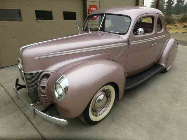 1940 Ford Deluxe | 1016130