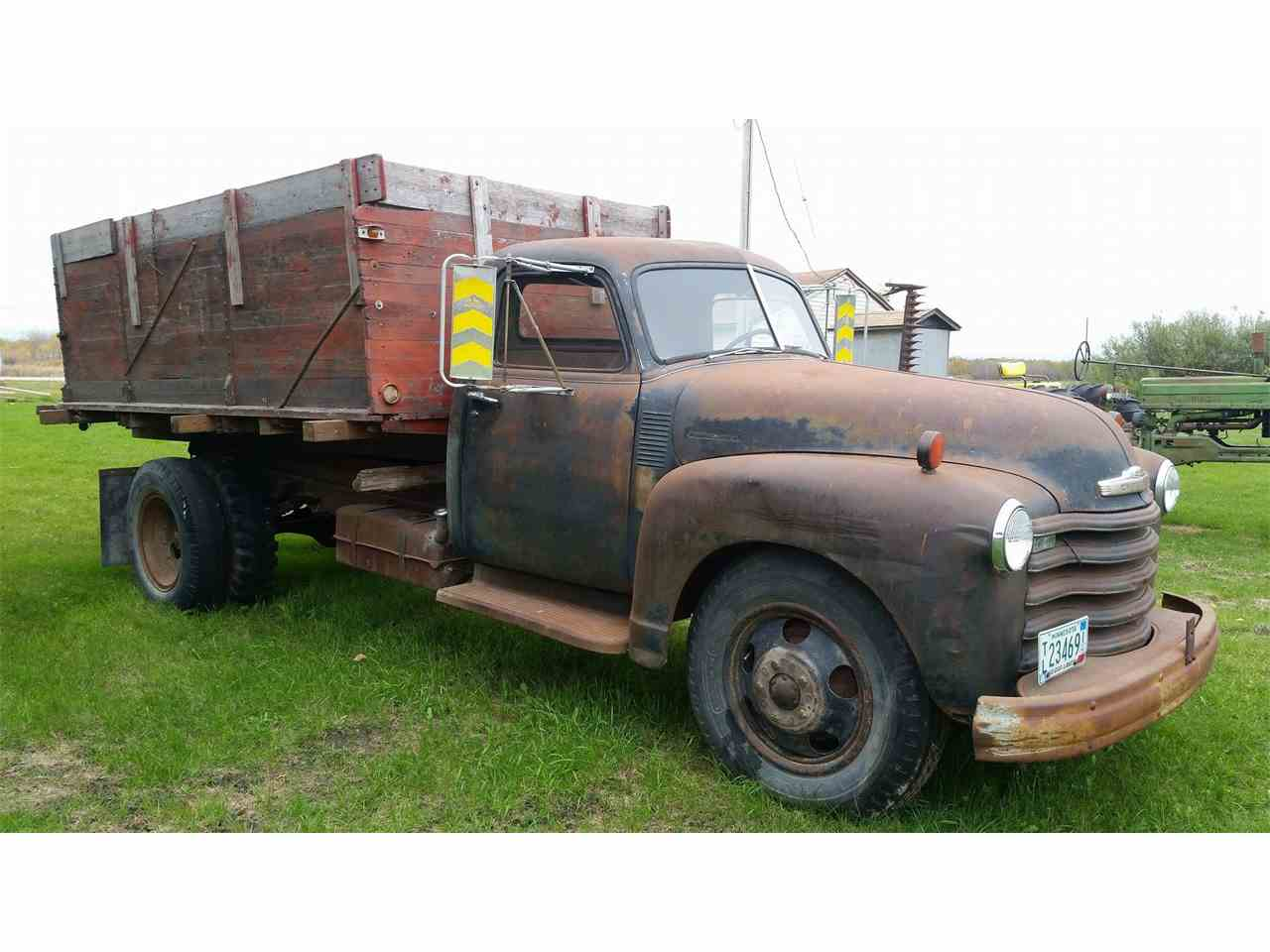 Large Picture of '48 Pickup - LS21