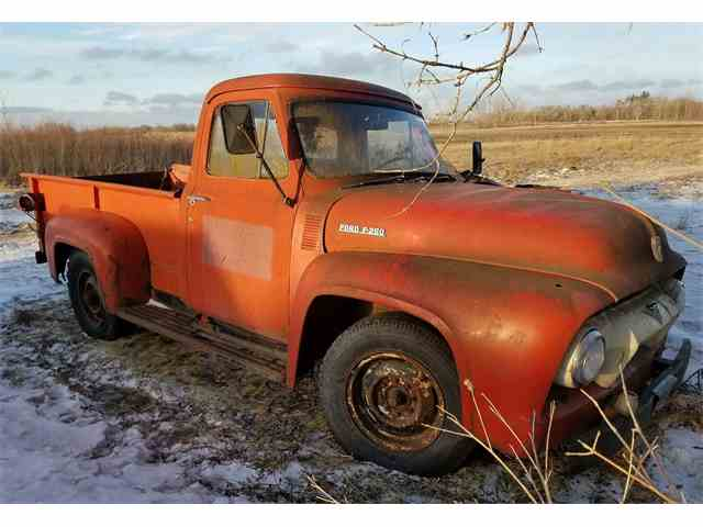 1954 Ford F250 | 1016141