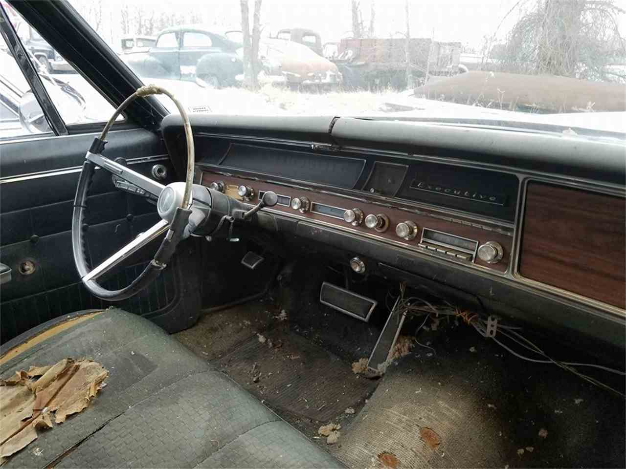 Large Picture of '67 Sedan - LS27