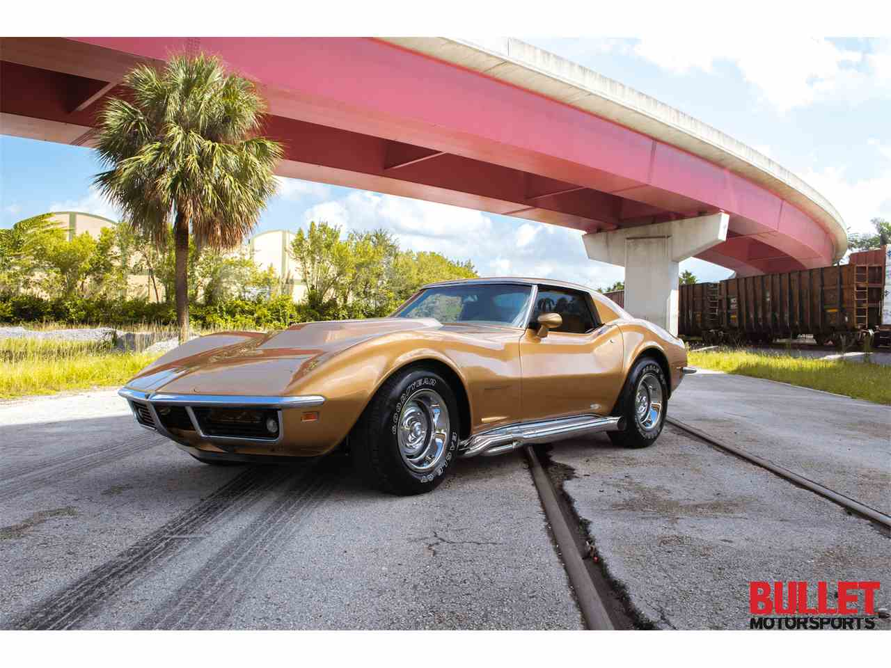 Large Picture of '69 Corvette - LS2F