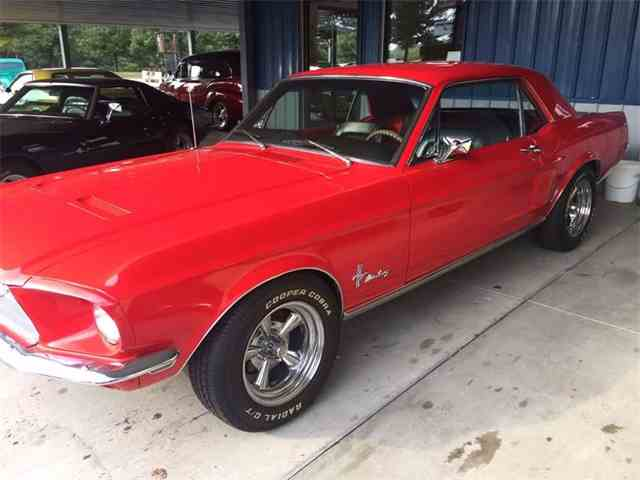 1968 Ford Mustang | 1016152
