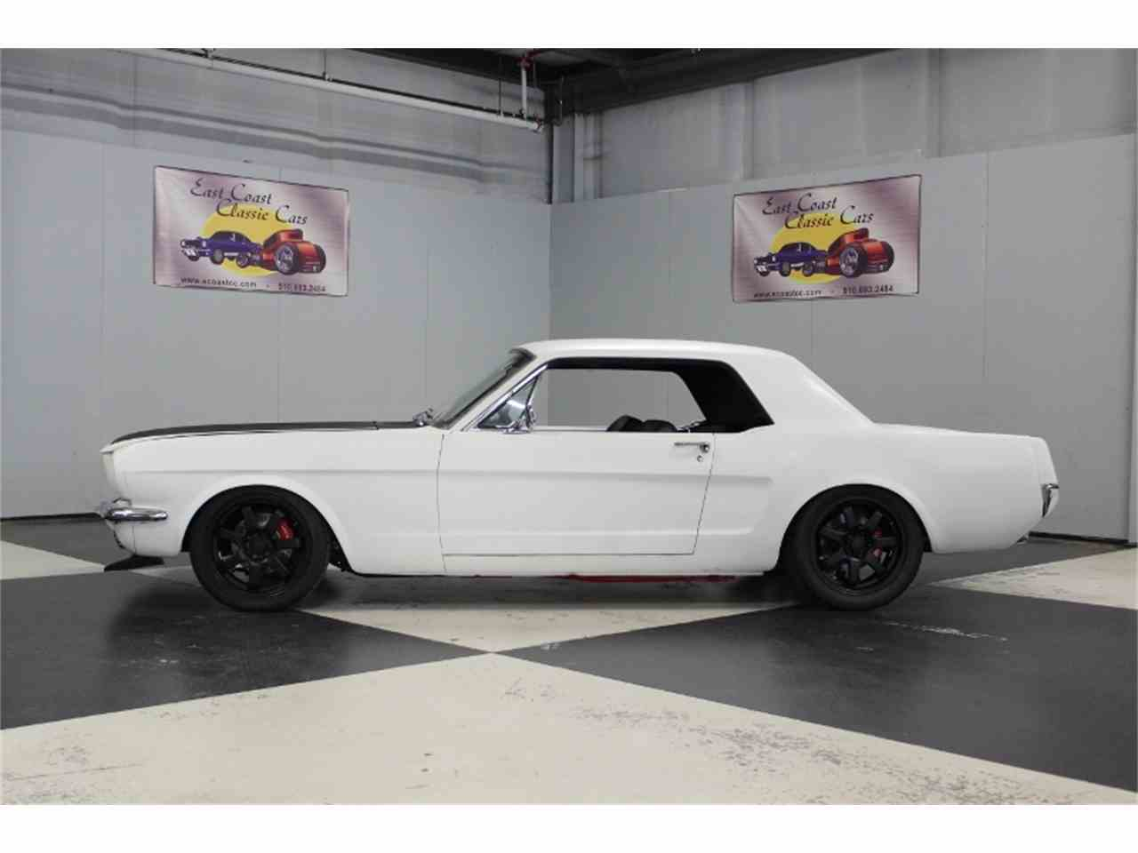 Large Picture of '66 Mustang - LS2H
