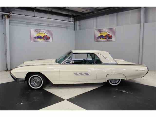 1963 Ford Thunderbird | 1016155