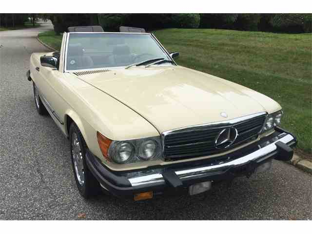 1987 Mercedes-Benz 560SL | 1016156