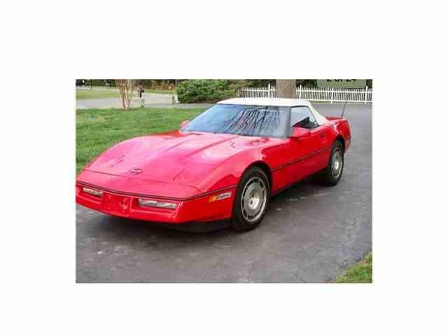 1986 Chevrolet Corvette | 1016161