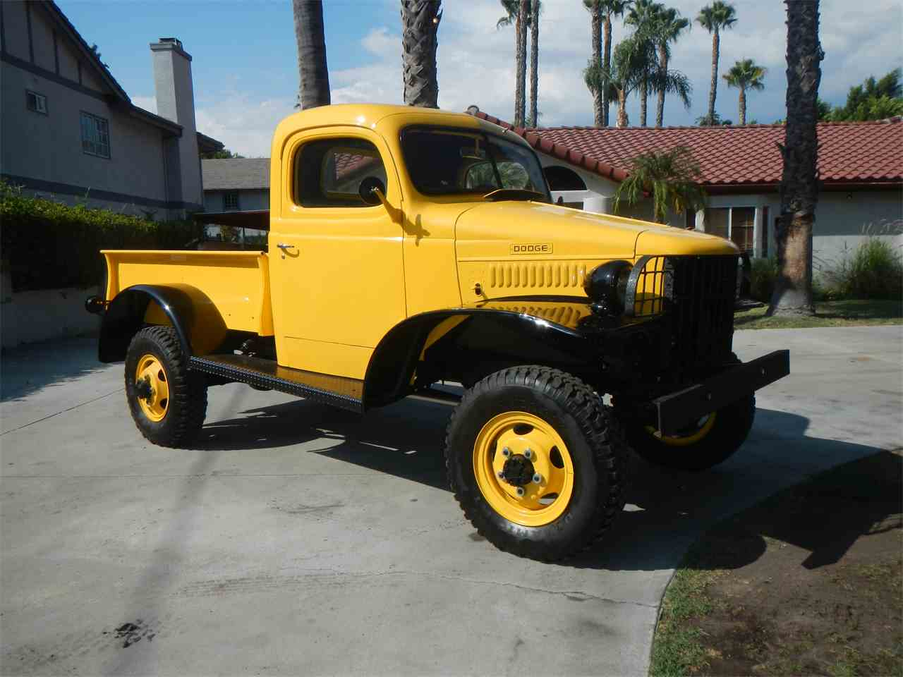 1942 dodge power wagon for sale cc 1016183. Black Bedroom Furniture Sets. Home Design Ideas