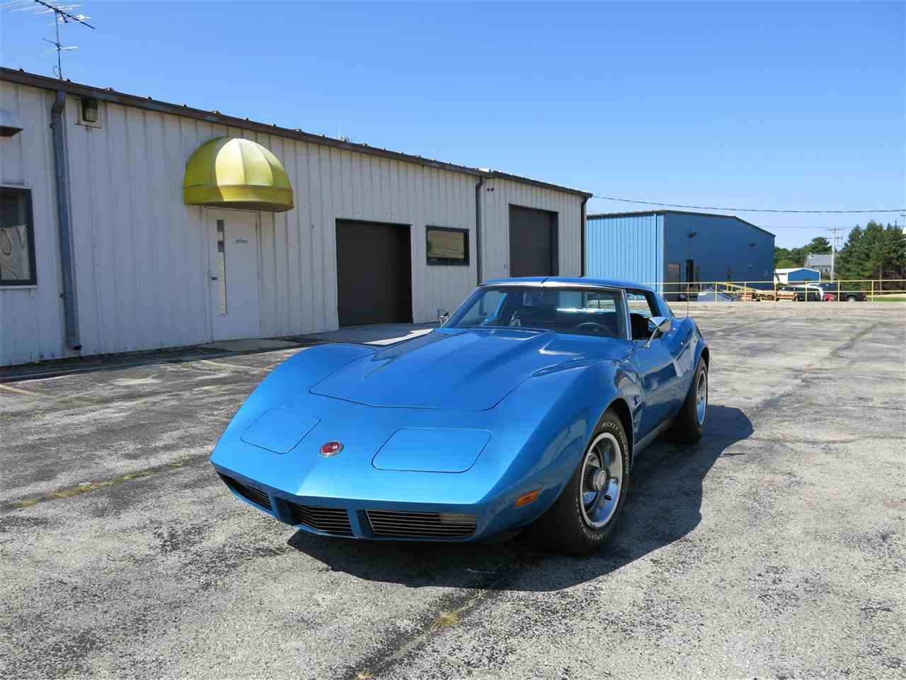 Large Picture of 1973 Chevrolet Corvette located in Wisconsin Offered by Diversion Motors - LS3D