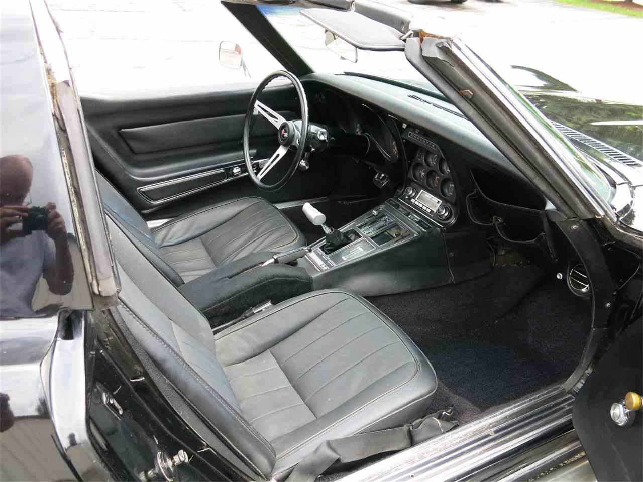 Large Picture of '69 Corvette - LS3F