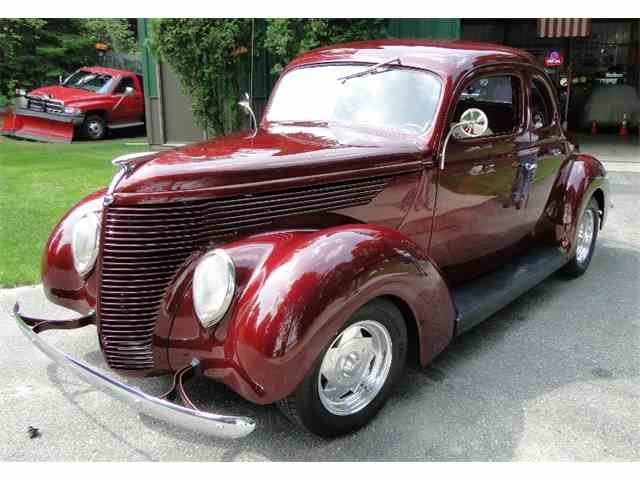 1938 Ford 5-Window Coupe | 1016188