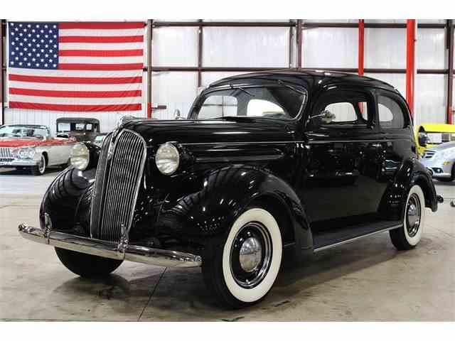 1937 Plymouth P4 | 1016199