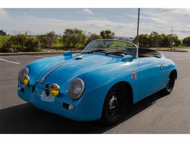 1957 Porsche 356 | 1016200