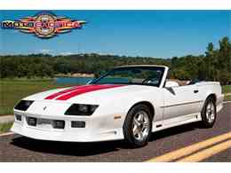 Picture of 1992 Chevrolet Camaro Z28 Offered by MotoeXotica Classic Cars - LS3X