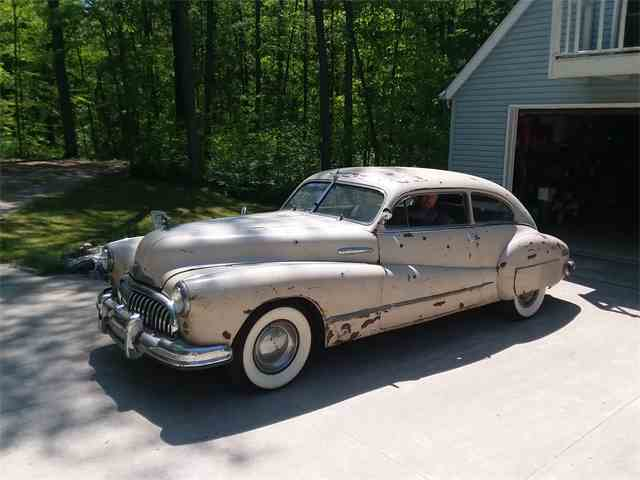 Picture of '48 Roadmaster - LNST