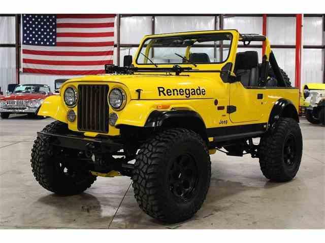 1982 Jeep CJ7 | 1016215