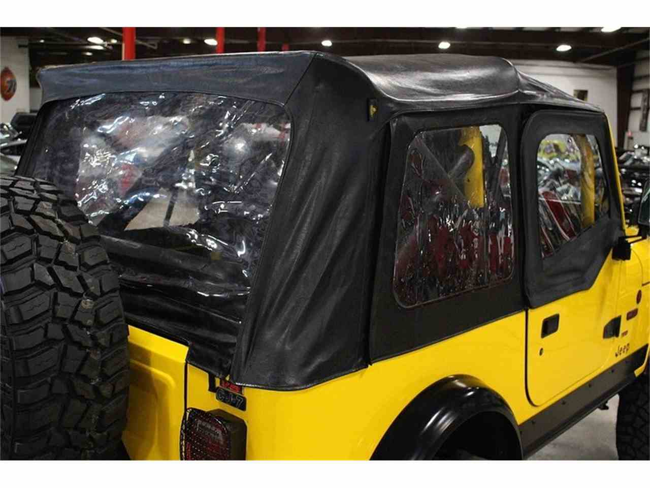 Large Picture of '82 CJ7 - LS47