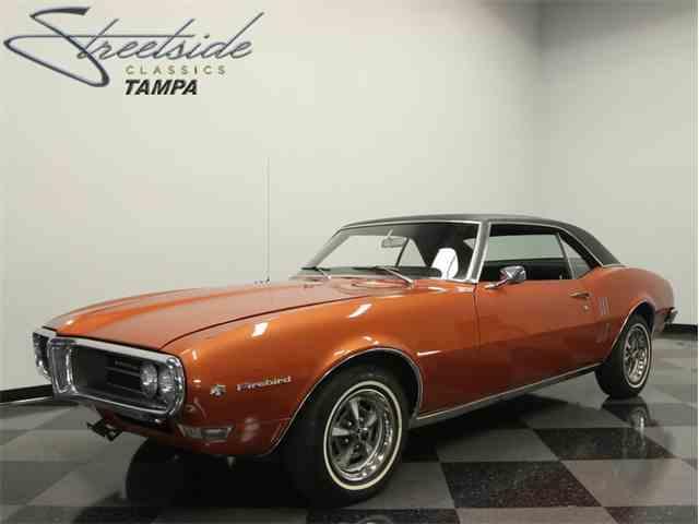 1968 Pontiac Firebird | 1016219