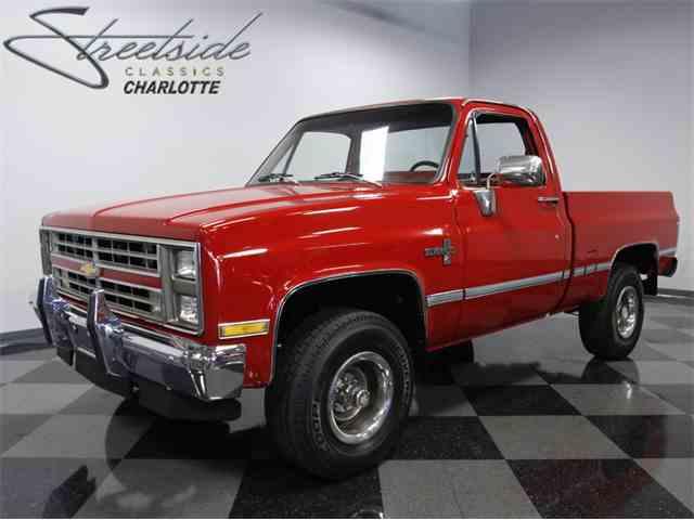1985 Chevrolet K-10 | 1016221