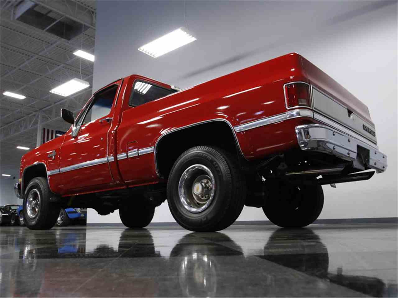 Large Picture of '85 K-10 - LS4D