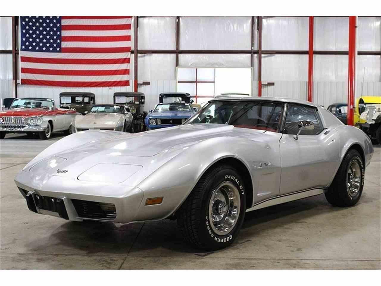 Large Picture of '77 Corvette - LS4X