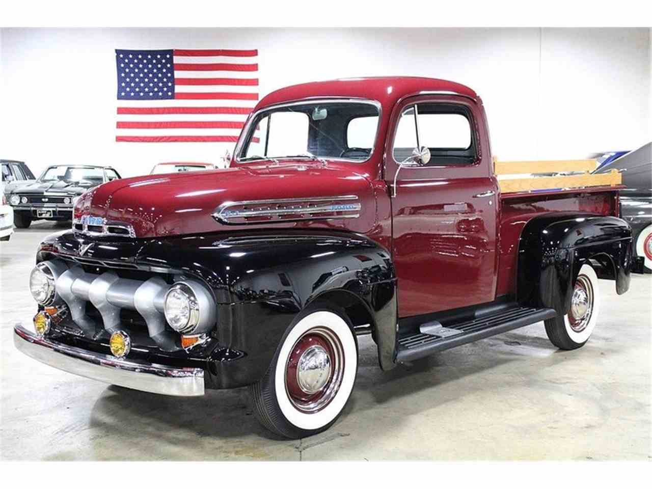 Large Picture of '51 F1 Offered by GR Auto Gallery - LS52