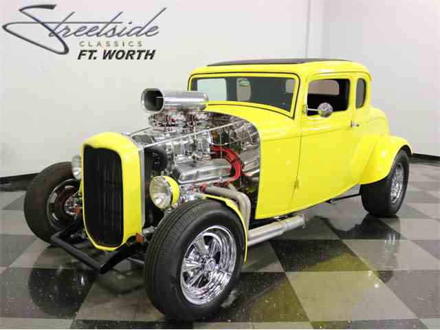 1932 Ford 5-Window Coupe | 1016251