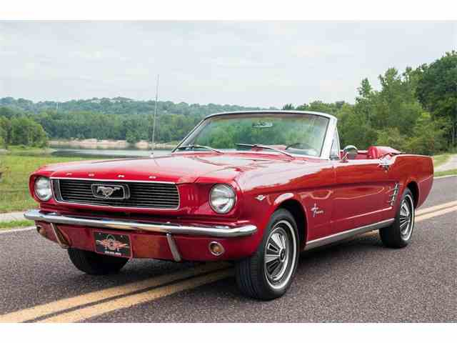 Picture of Classic 1966 Ford Mustang located in Missouri Offered by MotoeXotica Classic Cars - LNSZ
