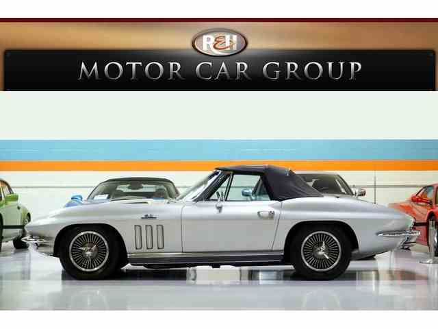1966 Chevrolet Corvette Stingray | 1016283