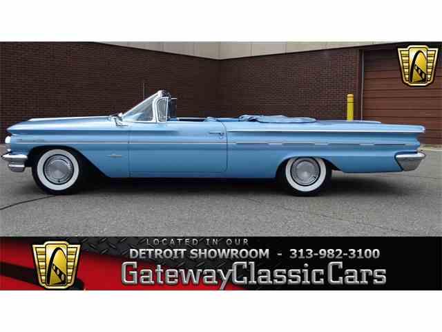1960 Pontiac Bonneville | 1016285