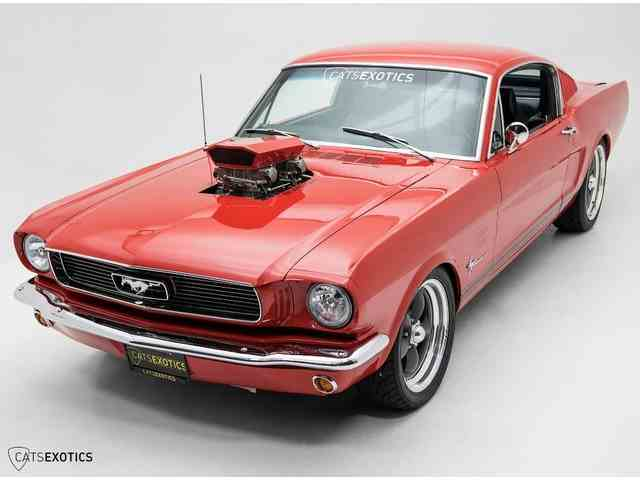 1966 Ford Mustang | 1016292