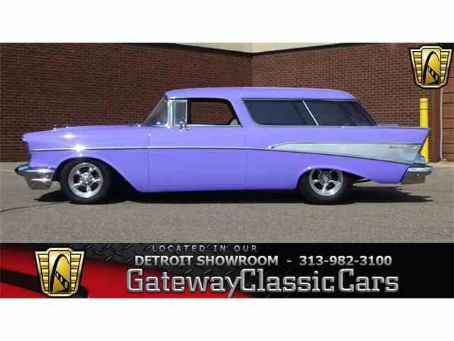 1957 Chevrolet Nomad | 1016293