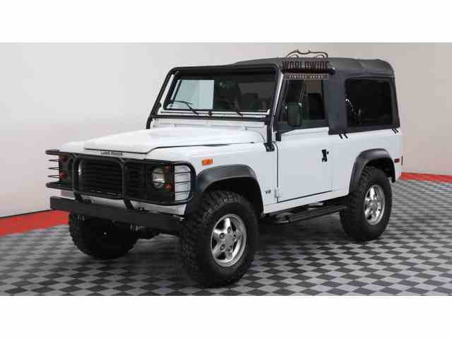 1994 Land Rover Defender | 1010630