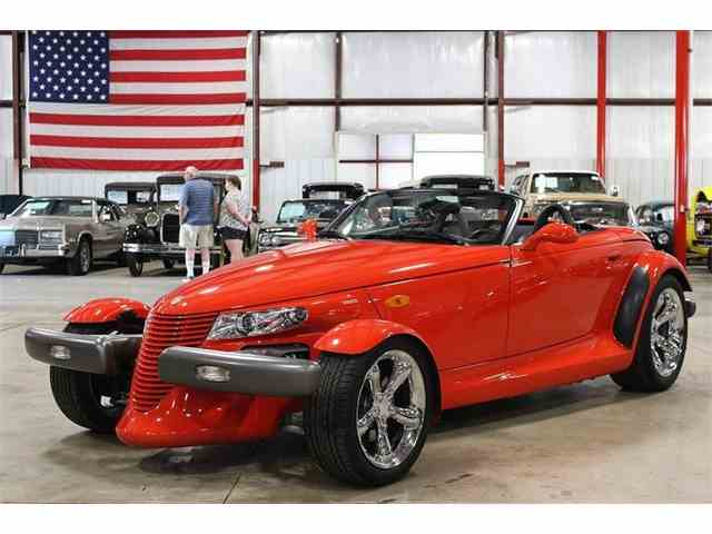 1999 Plymouth Prowler | 1010632