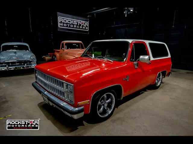 1982 Chevrolet Blazer | 1016320