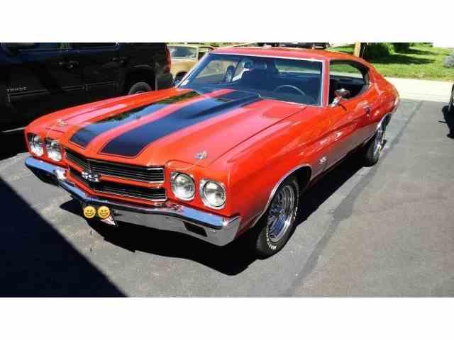 1970 Chevrolet SS | 1016323