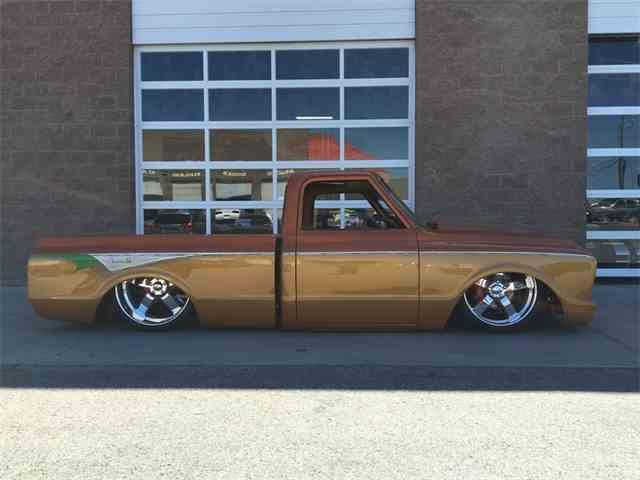 1971 Chevrolet C10 | 1016330