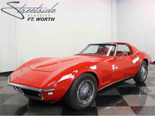 1968 Chevrolet Corvette | 1016331