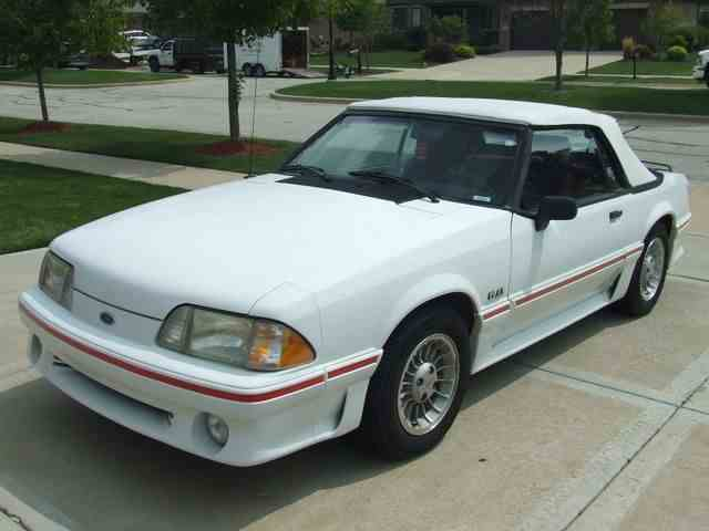 1989 Ford Mustang | 1016332